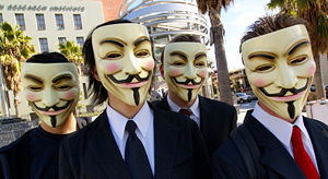 Guy Fawkes and Project Anonymous