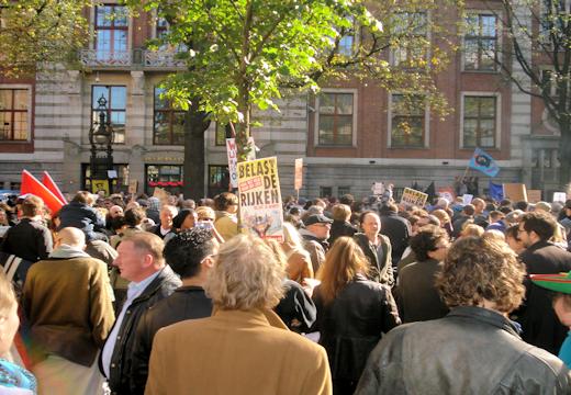 beginnen occupy boos