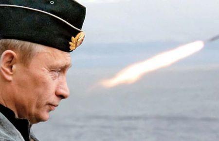 Poetin aan de knoppen?